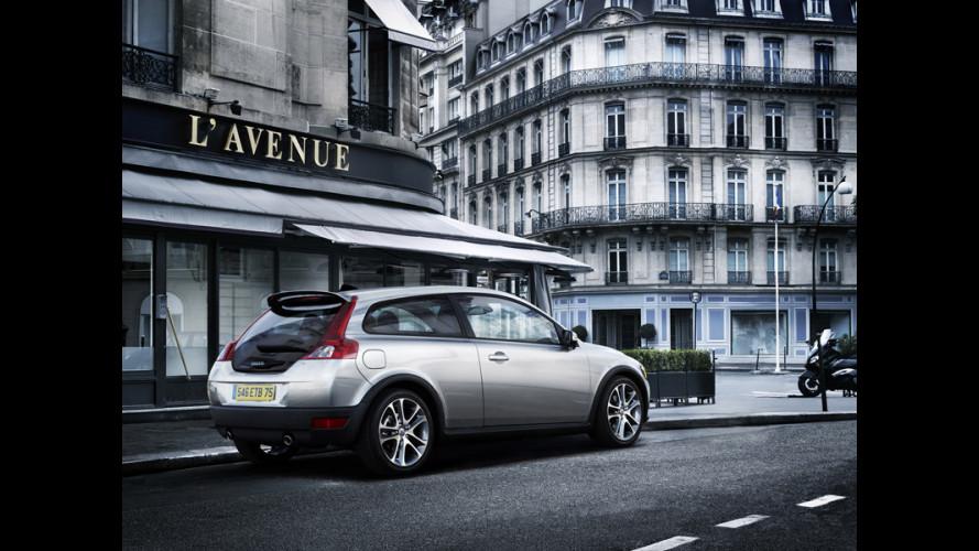 La nuova Volvo C30