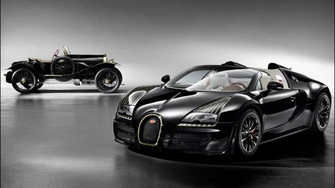 [Copertina] - Bugatti Veyron