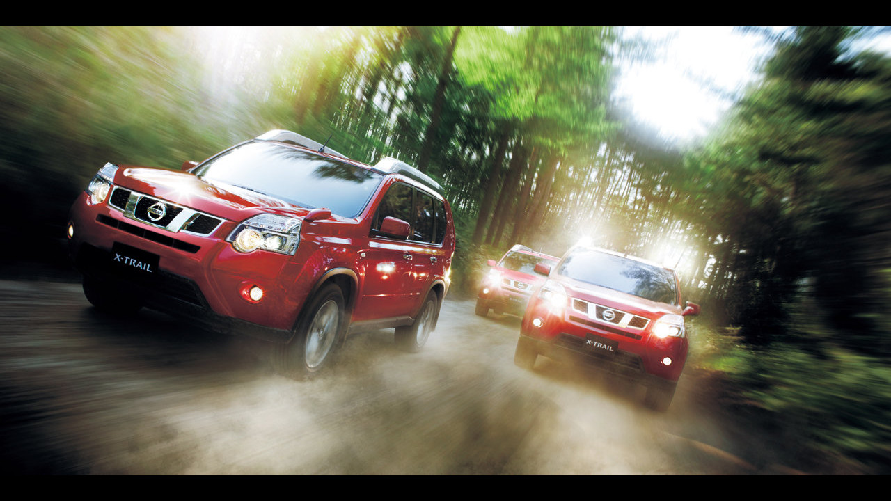 Nissan X-Trail: il restyling giapponese