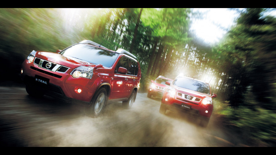 Nissan X-Trail: in Giappone debutta il restyling