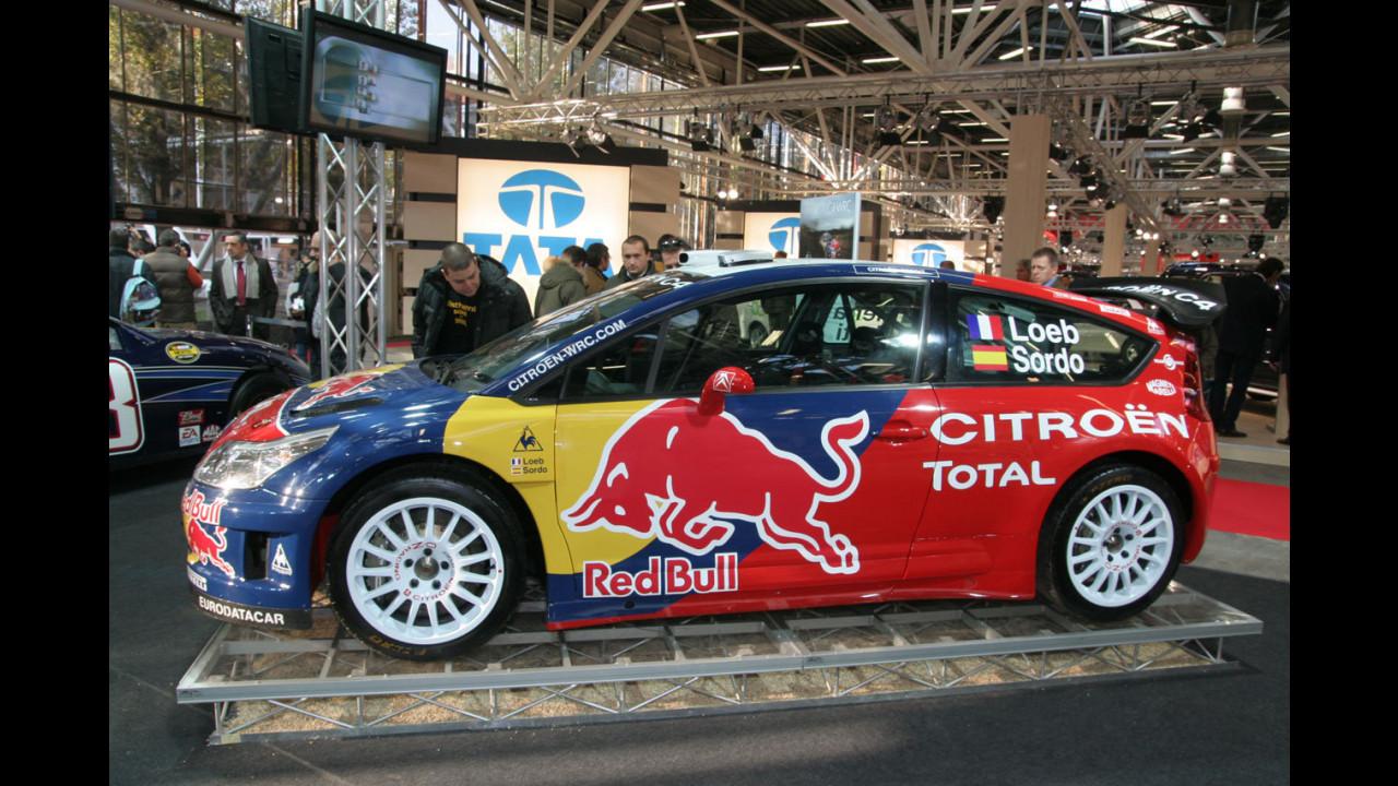 Red Bull al Motor Show 2008