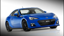 Subaru BRZ STI Sports Kit concept