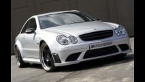 mercedes clk 63 amg black series by kicherer