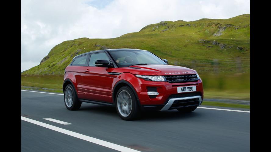 Jaguar Land Rover offre 1.000 posti di lavoro in UK