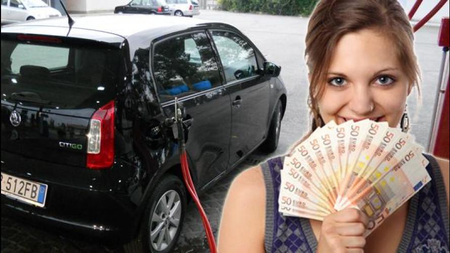 Incentivi 2014, tutto sulle auto a metano
