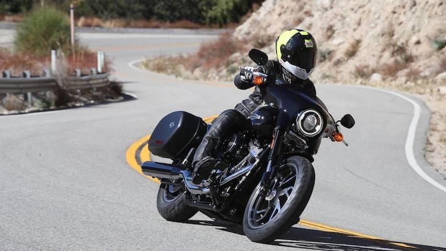 2018 Harley-Davidson Sport Glide: First Ride