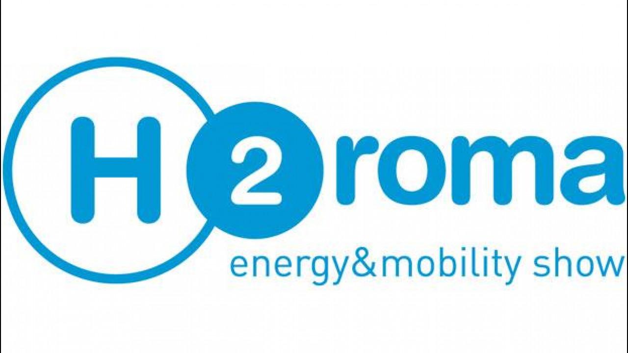 [Copertina] - Si scaldano i motori di H2Roma energy&mobility show 2012