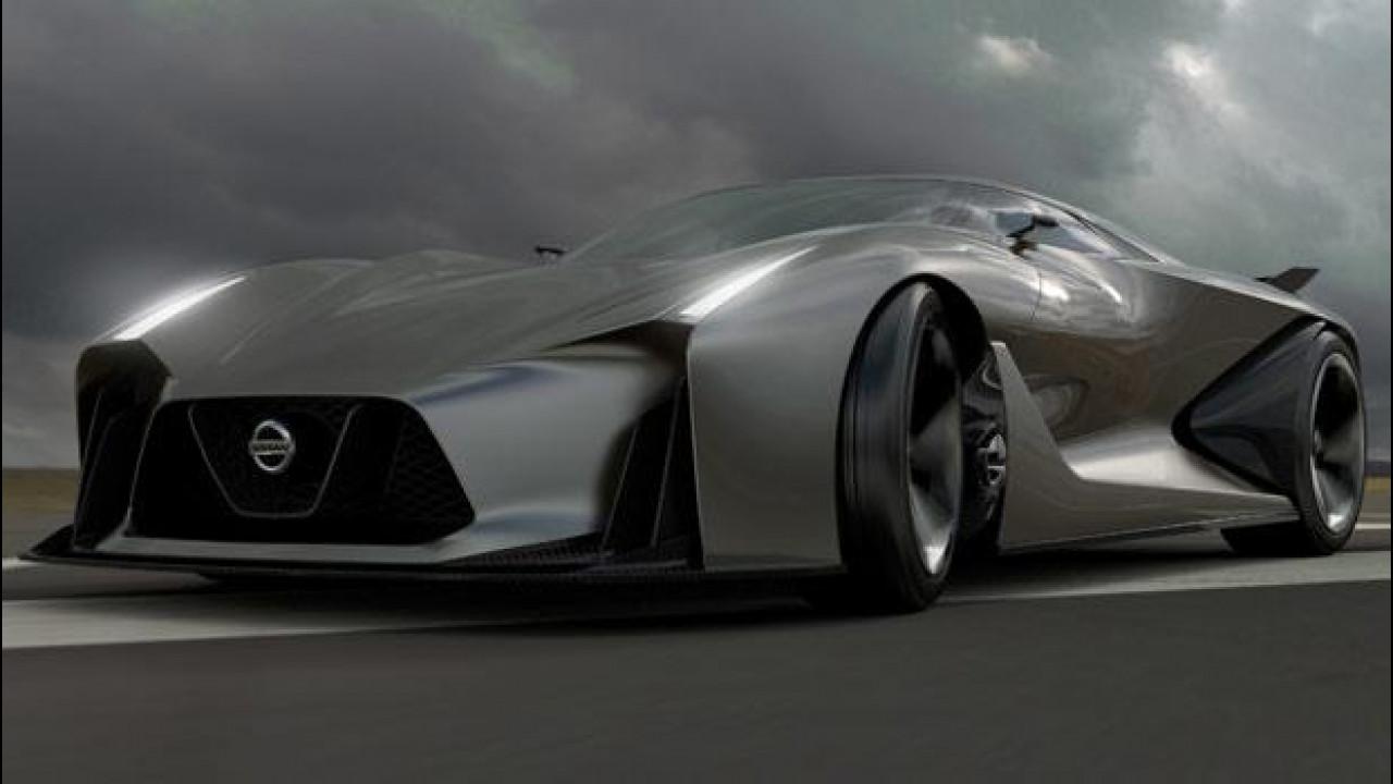 [Copertina] - Nissan Concept 2020 Vision Gran Turismo, pronta a correre