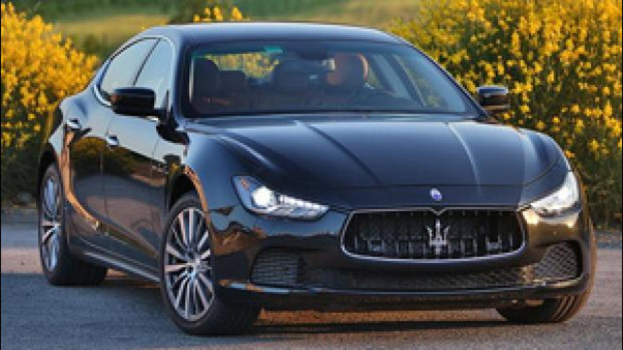 [Copertina] - Nuovo record di vendite per Maserati