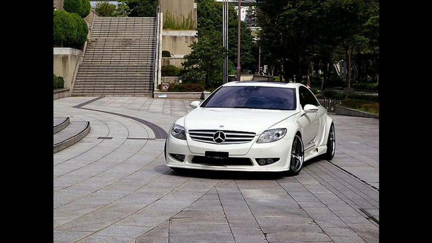 VITT Mercedes CL Super Wide Edition