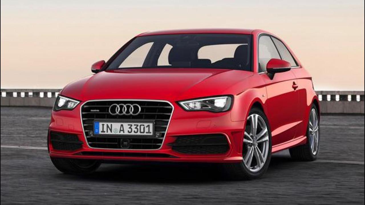 [Copertina] - Nuova Audi A3: più motori a listino