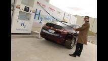 Honda crea il primo distributore d'idrogeno in Gran Bretagna