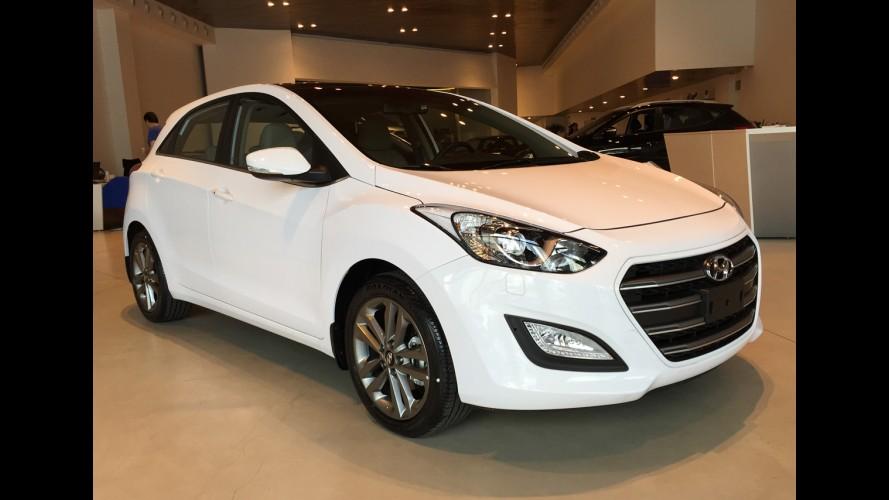 Conheça o novo Hyundai i30 2016 de R$ 105.990 - galeria de fotos