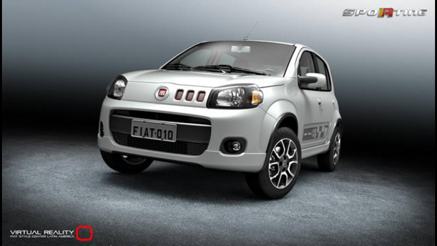 Salão do Automóvel: Fiat lança o Novo Uno Sporting