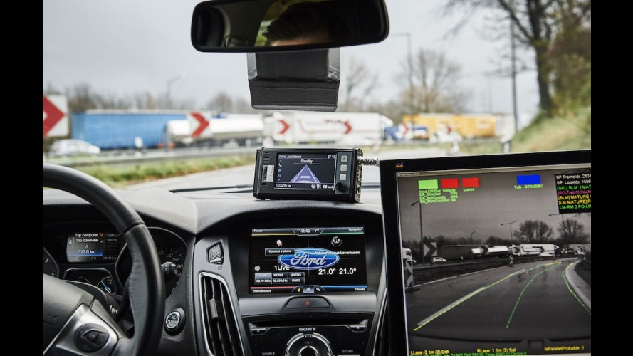 """Ford cria """"assistente de congestionamento"""" para facilitar direção no trânsito"""