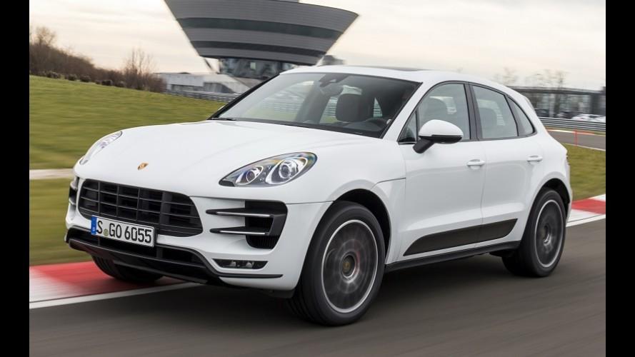 Ignorados pelos puristas, Cayenne e Macan fizeram fortuna da Porsche em 2014