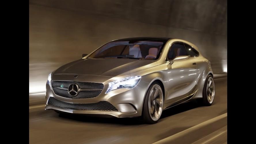 VÍDEO: Mercedes mostra o passo a passo de elaboração de um carro-conceito