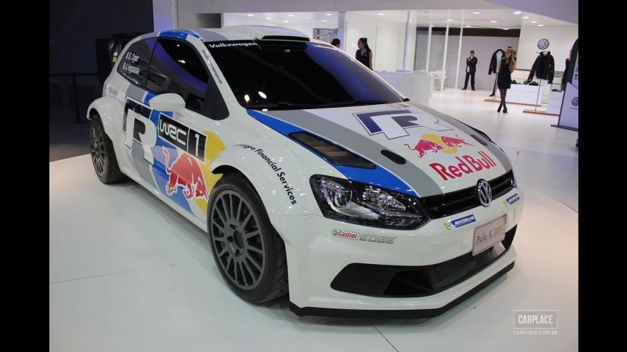 Salão de Buenos Aires: VW exibe o Polo R WRC