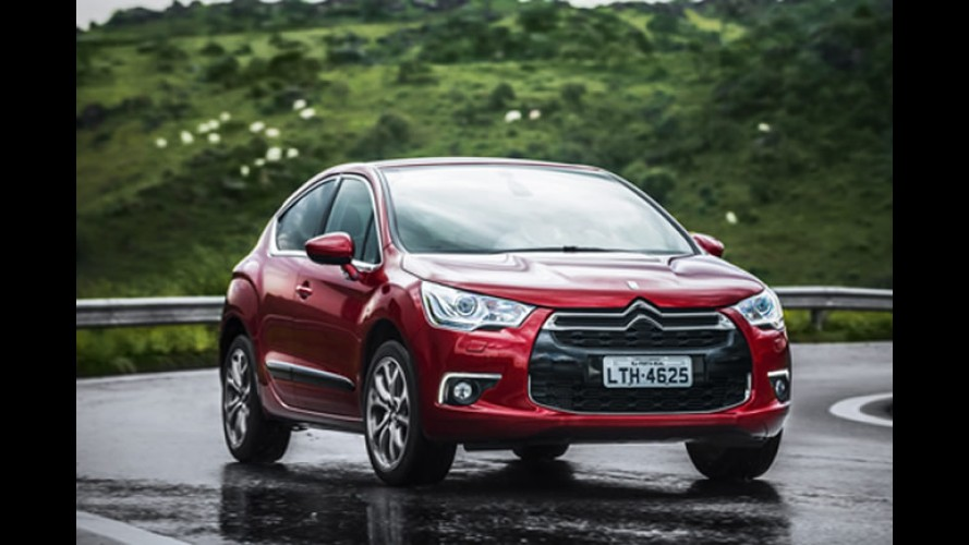 Lançamento: Citroën DS4 chega por R$ 99.990