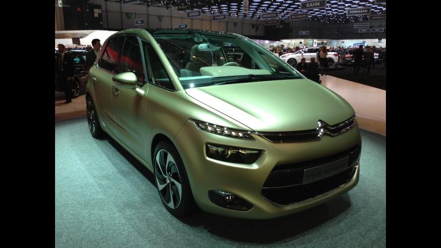 """Direto de Genebra: Citroën vai """"causar"""" com nova C4 Picasso"""