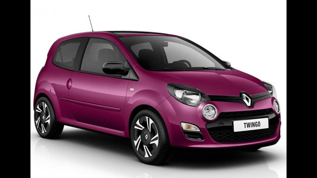 Vendas do Grupo Renault crescem fora da Europa em 2011