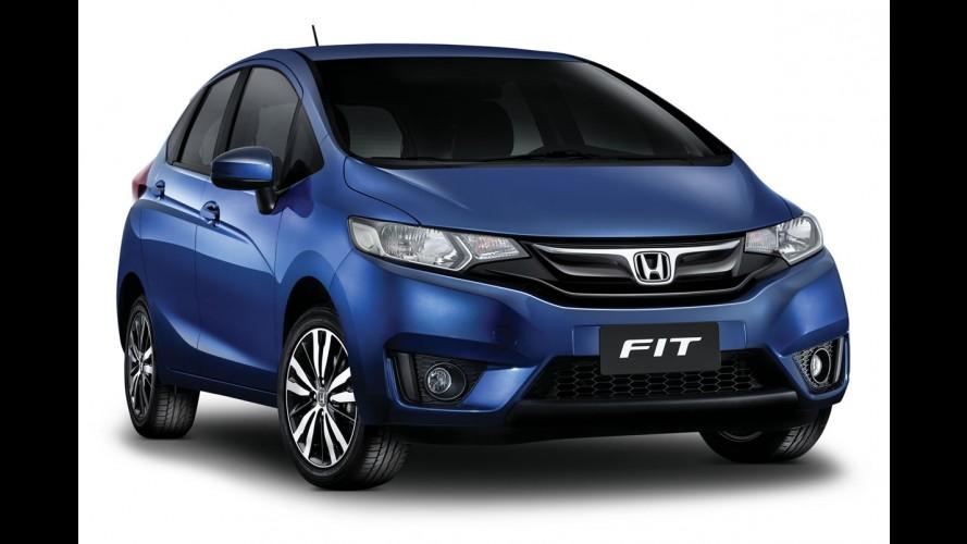 Novo Fit 2015 nacional: motor 1.5, câmbio CVT e preço a partir de R$ 49.900