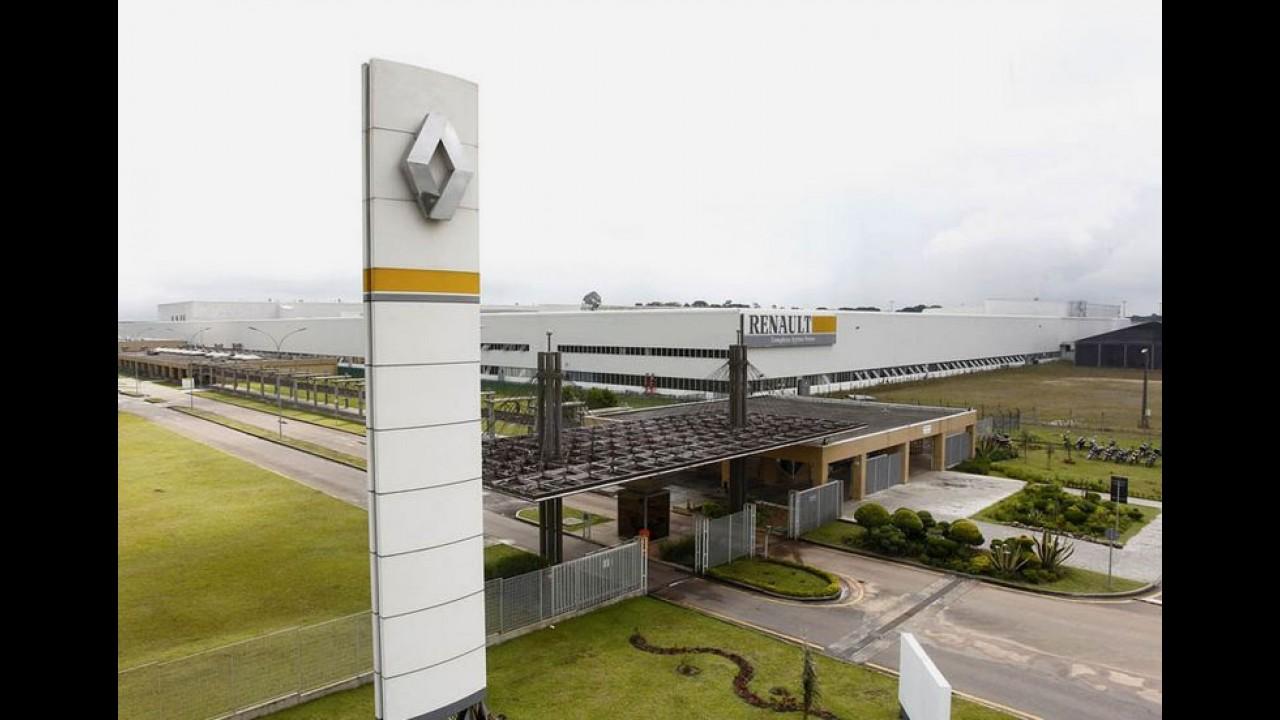 Fábrica de motores da Renault completa 15 anos e 3,2 milhões de unidades