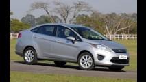 New Fiesta top de linha chega à Colombia por R$ 38.900