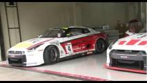 FIA GT1 WorldCup chega ao Brasil - VÍDEO motra detalhes do Nissan GT-R
