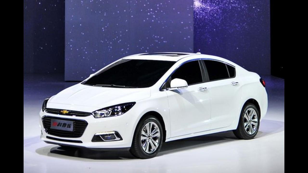 Novo Cruze a caminho: GM confirma produção de motores turbo na Argentina