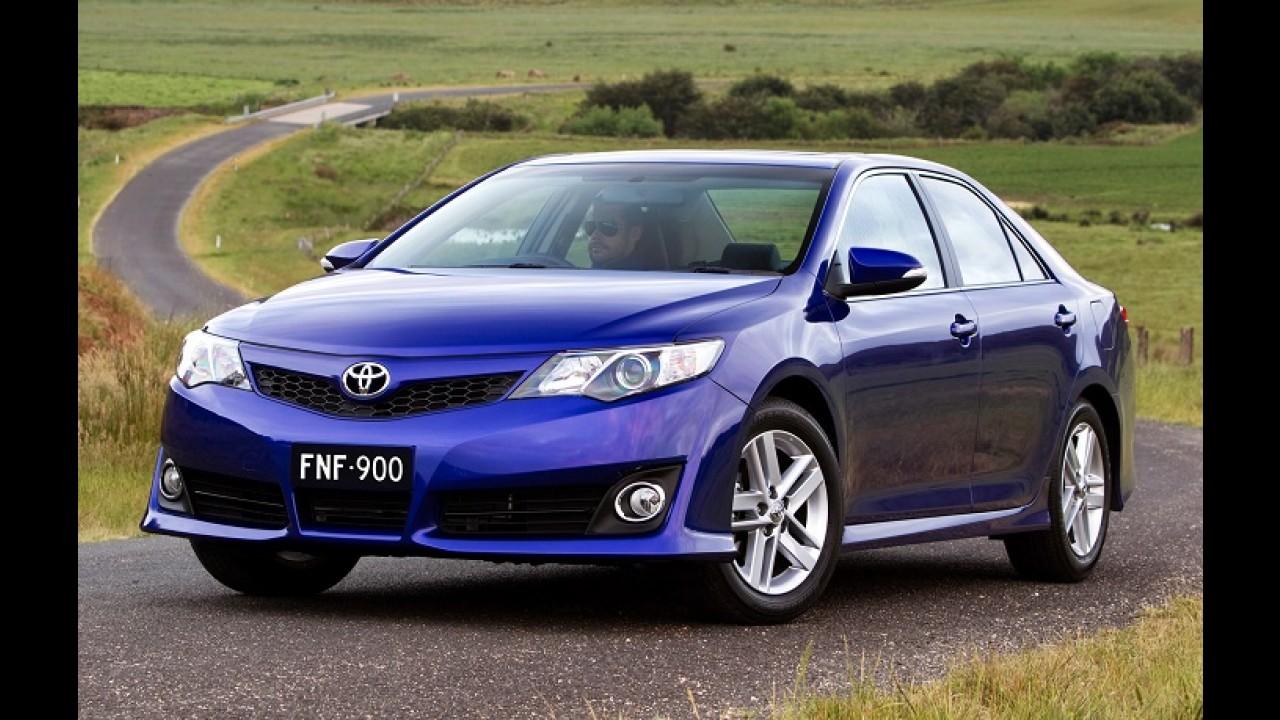 Toyota deve seguir Ford e Holden e deixar de produzir na Austrália em 2018