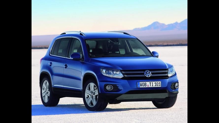 Volkswagen planeja SUV de sete lugares mais barato que o Touareg para EUA e China