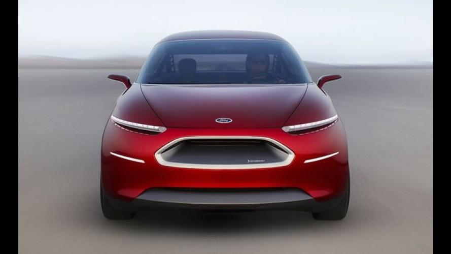 Ford anuncia investimento de R$ 800 mi para fabricar compacto global em São Paulo