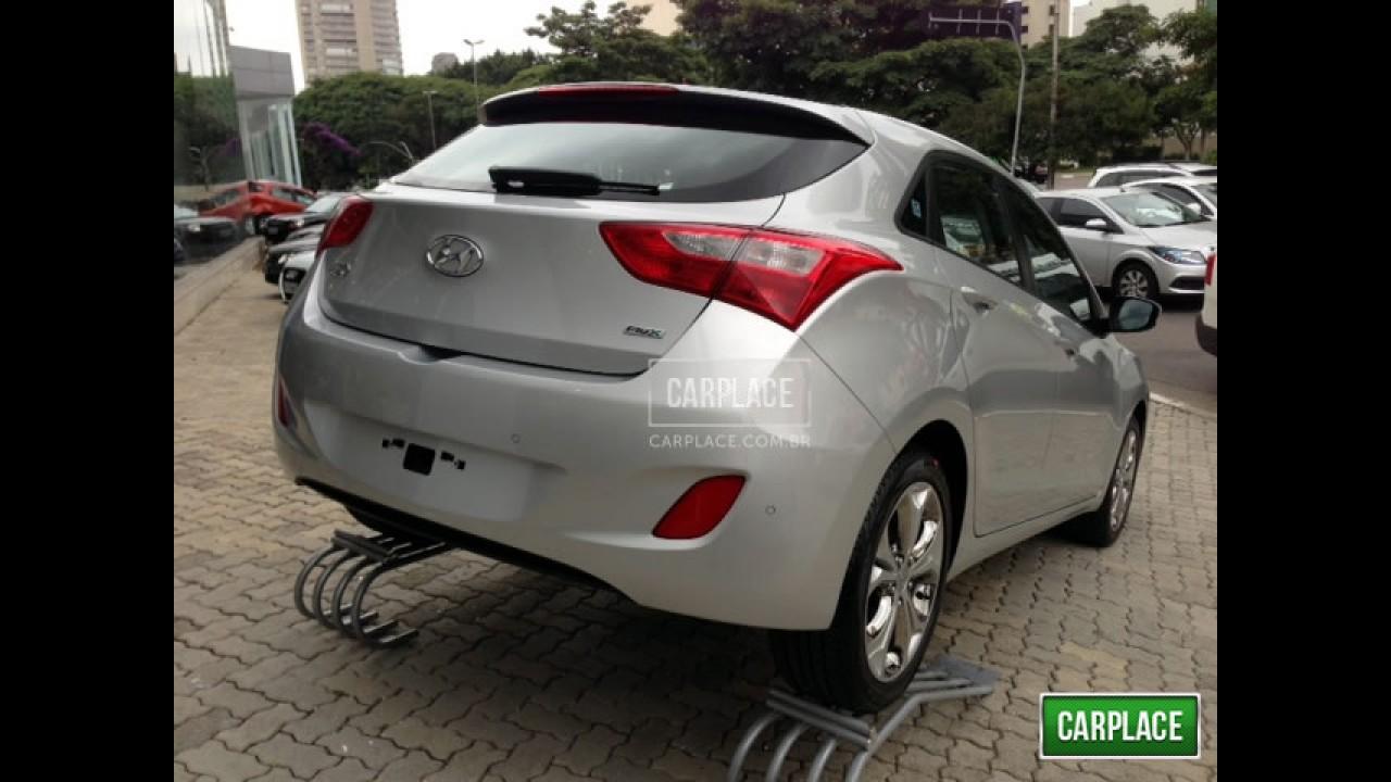 Exclusivo: Novo Hyundai i30 chega às lojas - Preços vão de R$ 75.000 a R$ 87.220