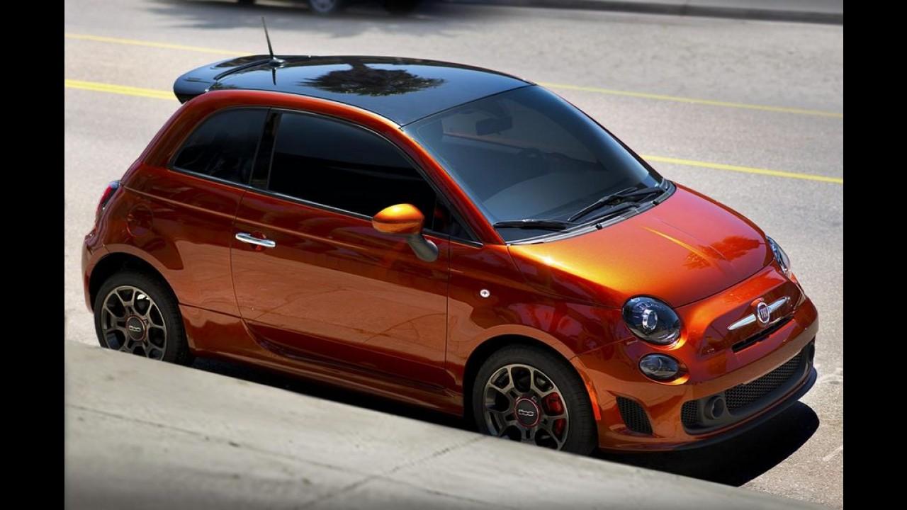 """Fiat 500 ganha edição especial """"Cattiva"""" nos Estados Unidos"""