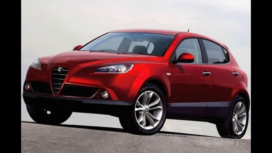 Fiat e Chrysler produzirão SUV's da Alfa Romeo em Turim