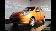 Nissan quer 5% dos mercados brasileiro e argentino