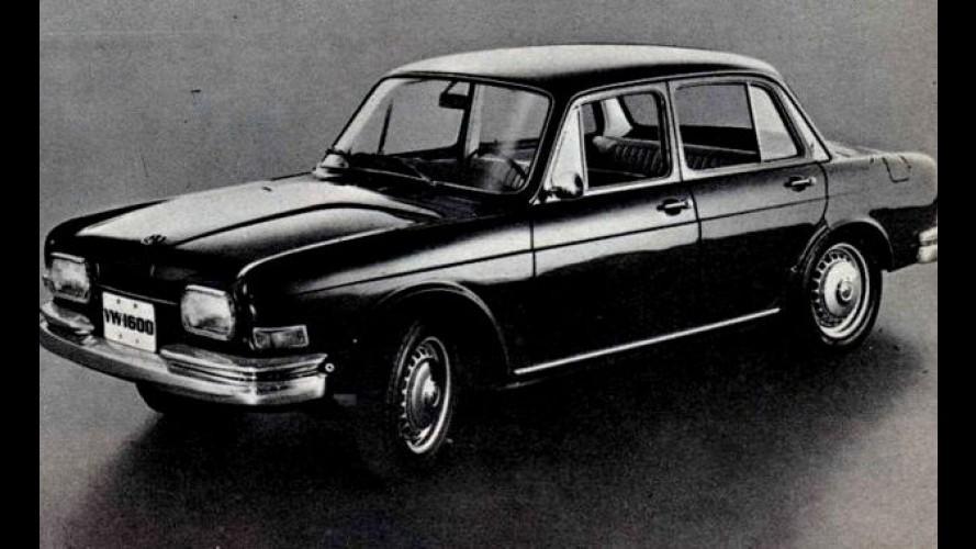"""Carros para sempre: a vida curtíssima do VW 1600 """"Zé do Caixão"""" no Brasil"""