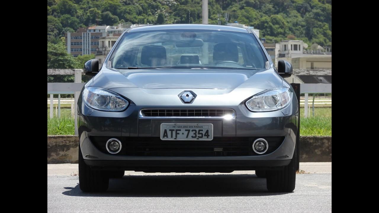 Renault do Brasil registra em agosto melhor resultado de 2011