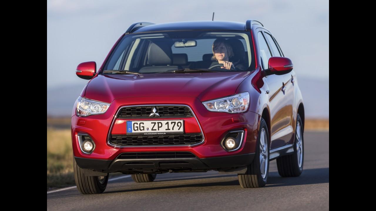 Mitsubishi afirma que ASX começará a ser produzido no Brasil apenas no segundo semestre