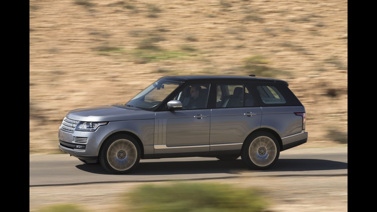 Volta rápida: Land Rover Range Rover Vogue 5.0 V8 Supercharged - No topo do mundo