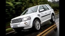 Crossover compacto da Land Rover poderá vir da nova família Discovery