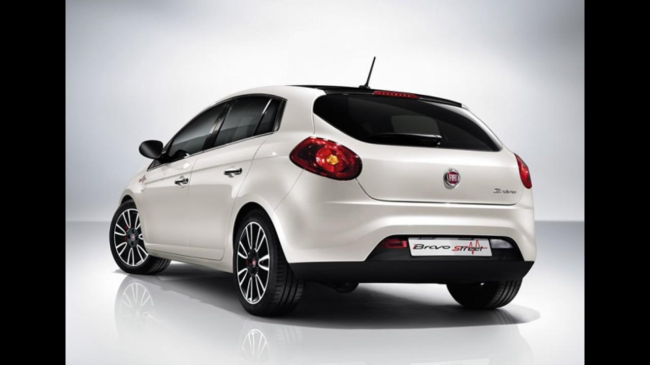 Fiat lança série especial Bravo Street na Europa
