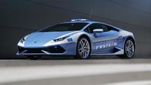 Lamborghini Huracán LP 610-4 Polizia