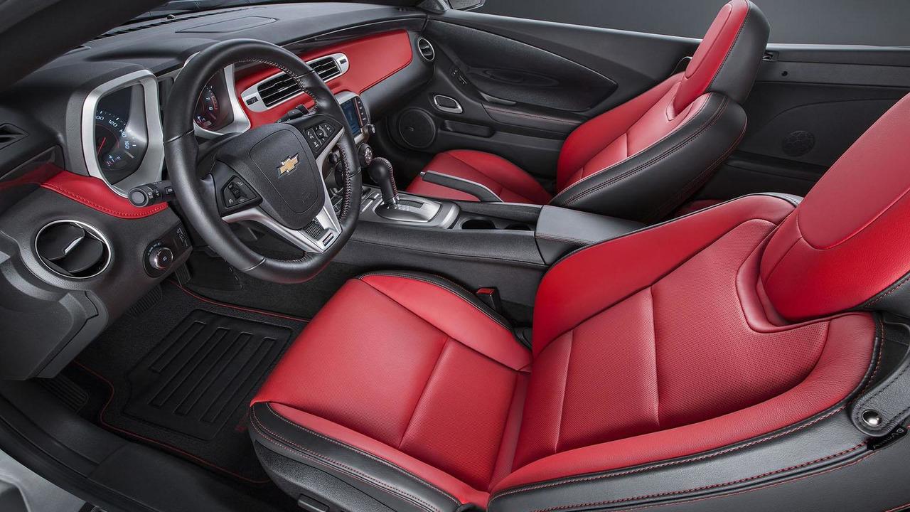 2015 Chevrolet Camaro Commemorative Edition