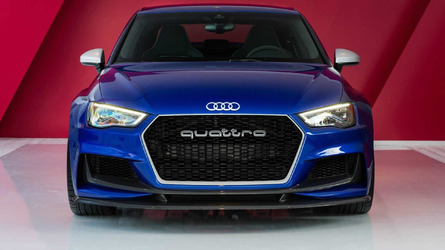 Audi A3 Clubsport Quattro News And Opinion Motor1com