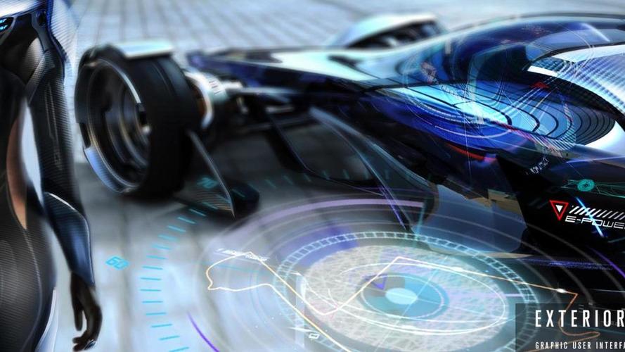 Infiniti showcases their imaginative concept for the L.A. Auto Show Design Challenge