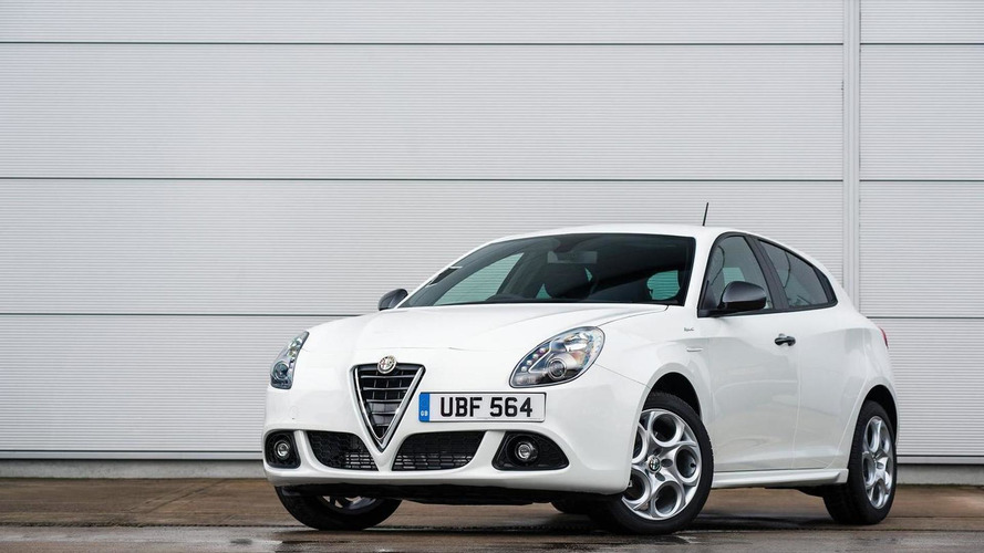 Alfa Romeo Giulietta Sprint pricing announced (UK)