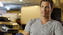 Lincoln team up with Matthew McConaughey for MKV advertising campaign