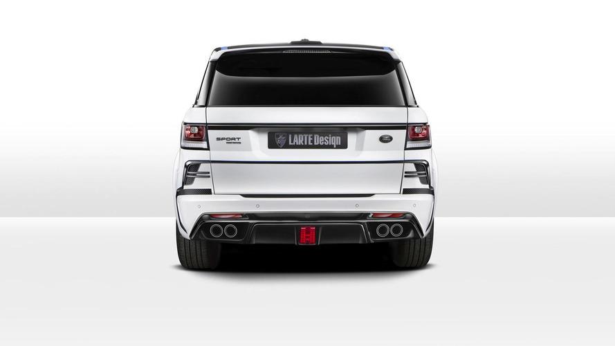 LARTE Design unveils Range Rover Sport Winner for Essen